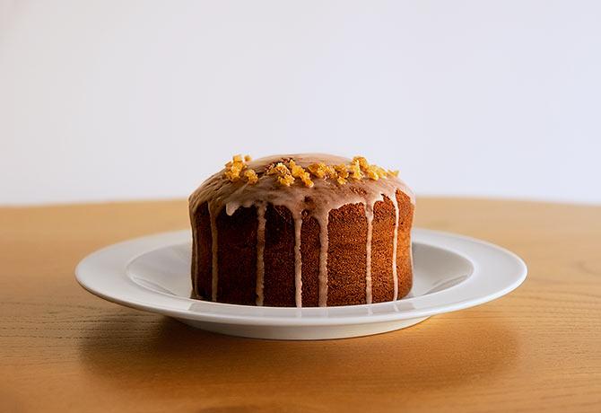 マーガレットハウエル チョコレートケーキ