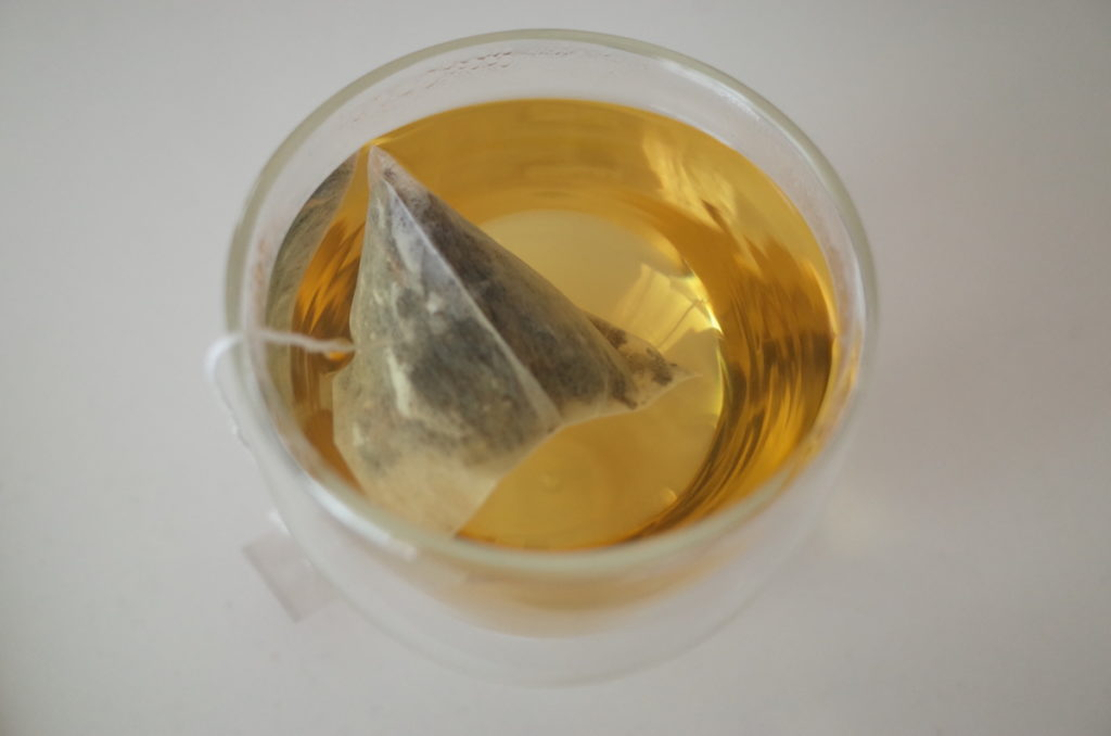 ティーブティックやさしいデカフェ ジャスミン茶