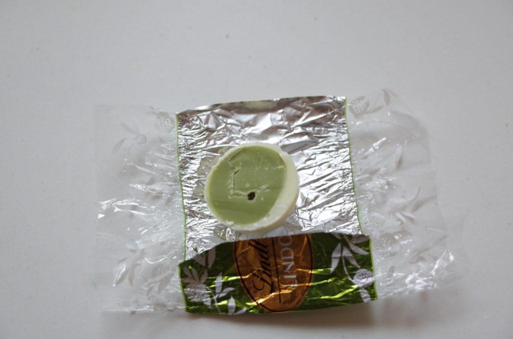 リンドール 抹茶