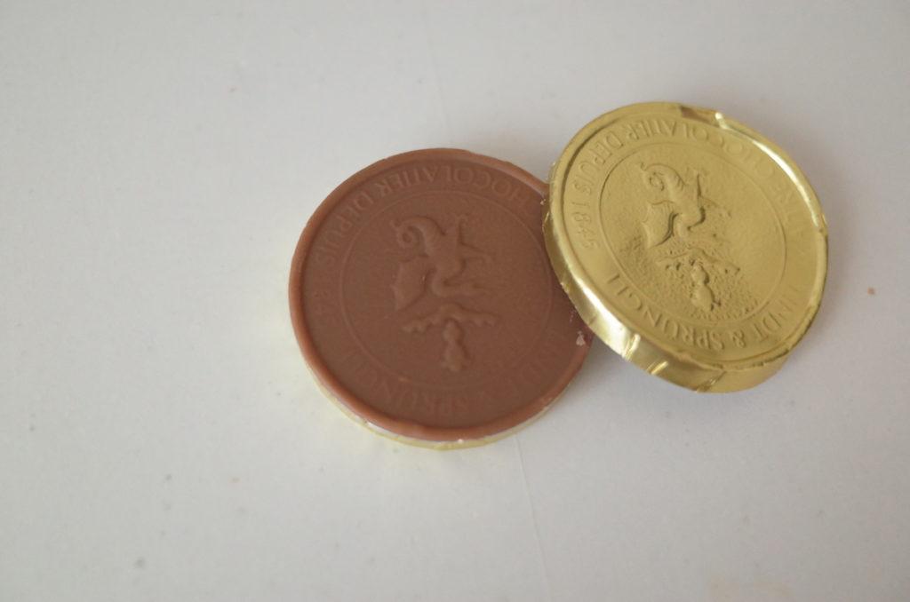 リンツ コイン