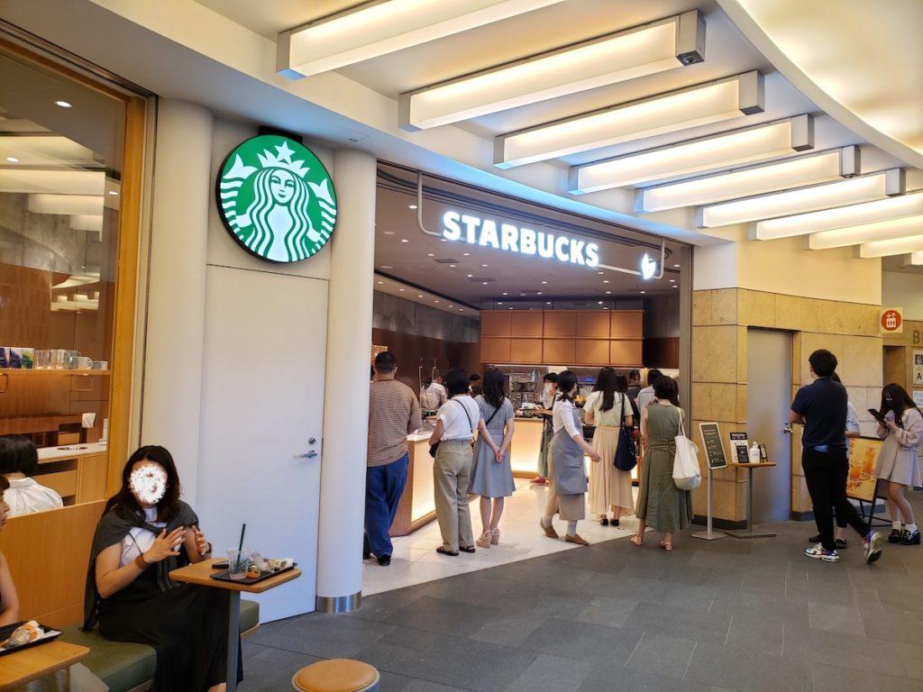スターバックス 六本木ヒルズ メトロハット/ハリウッドプラザ店