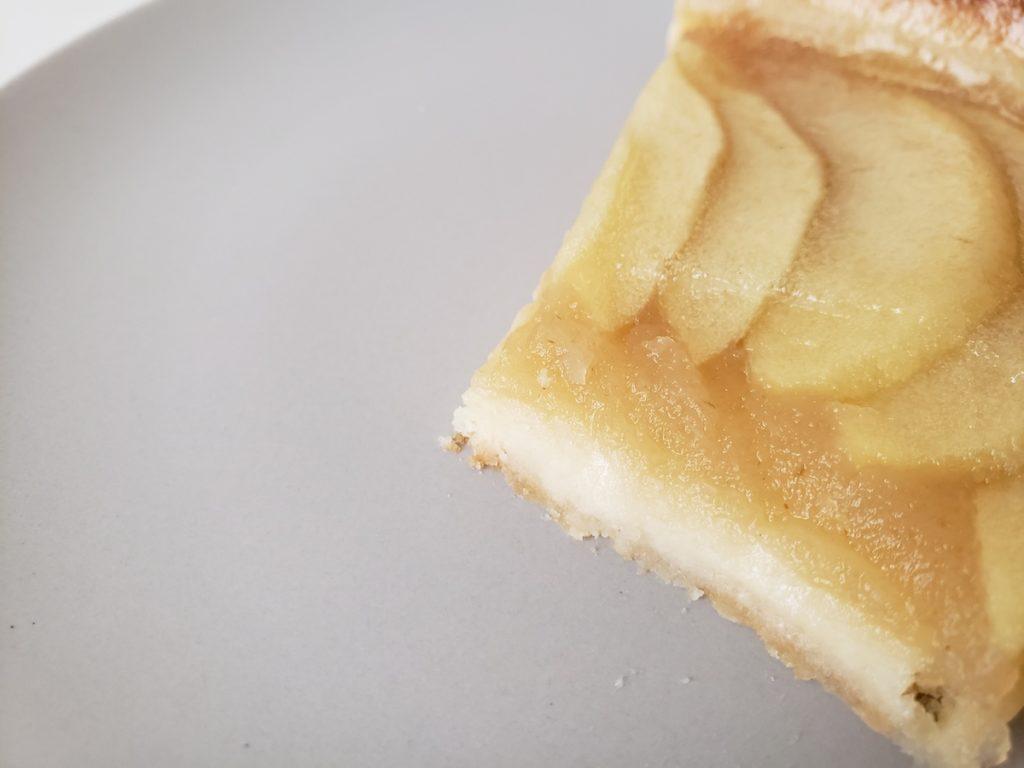 スターバックス フランス産アップルのタルト