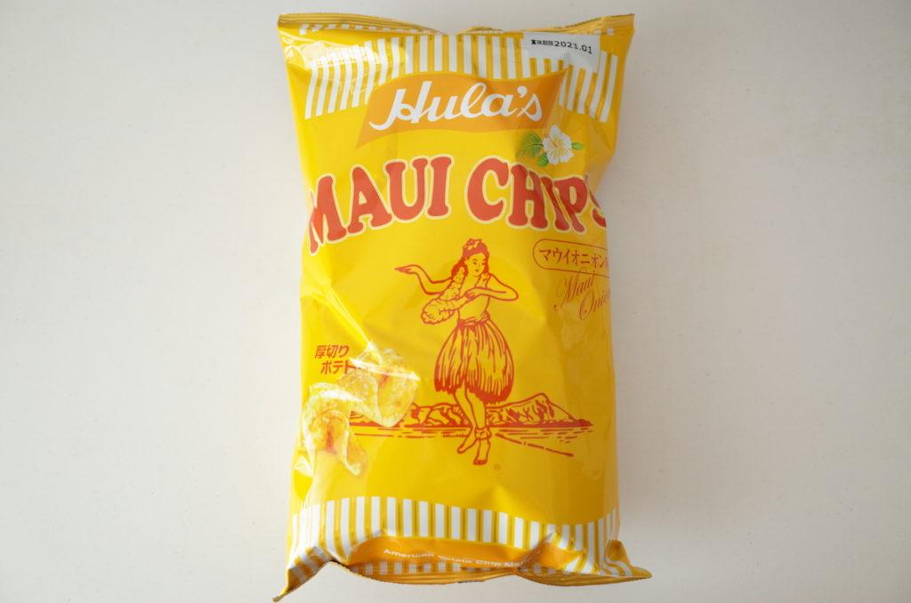 フラ印マウイチップス マウイオニオン味