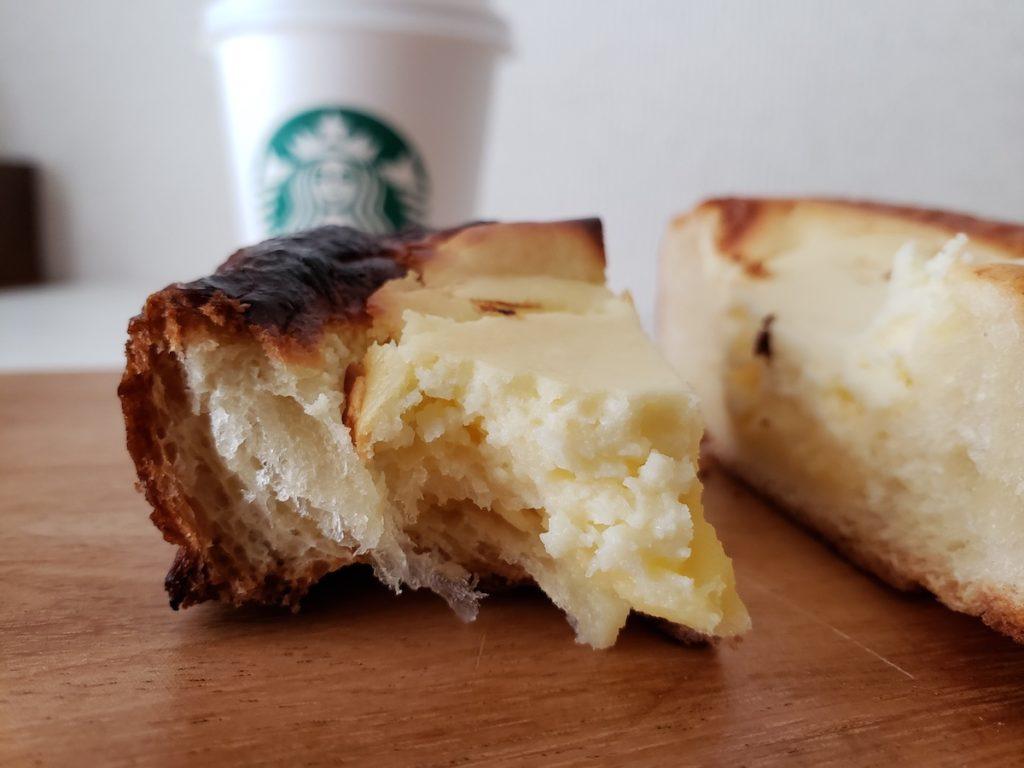 スターバックス クリームチーズデニッシュ