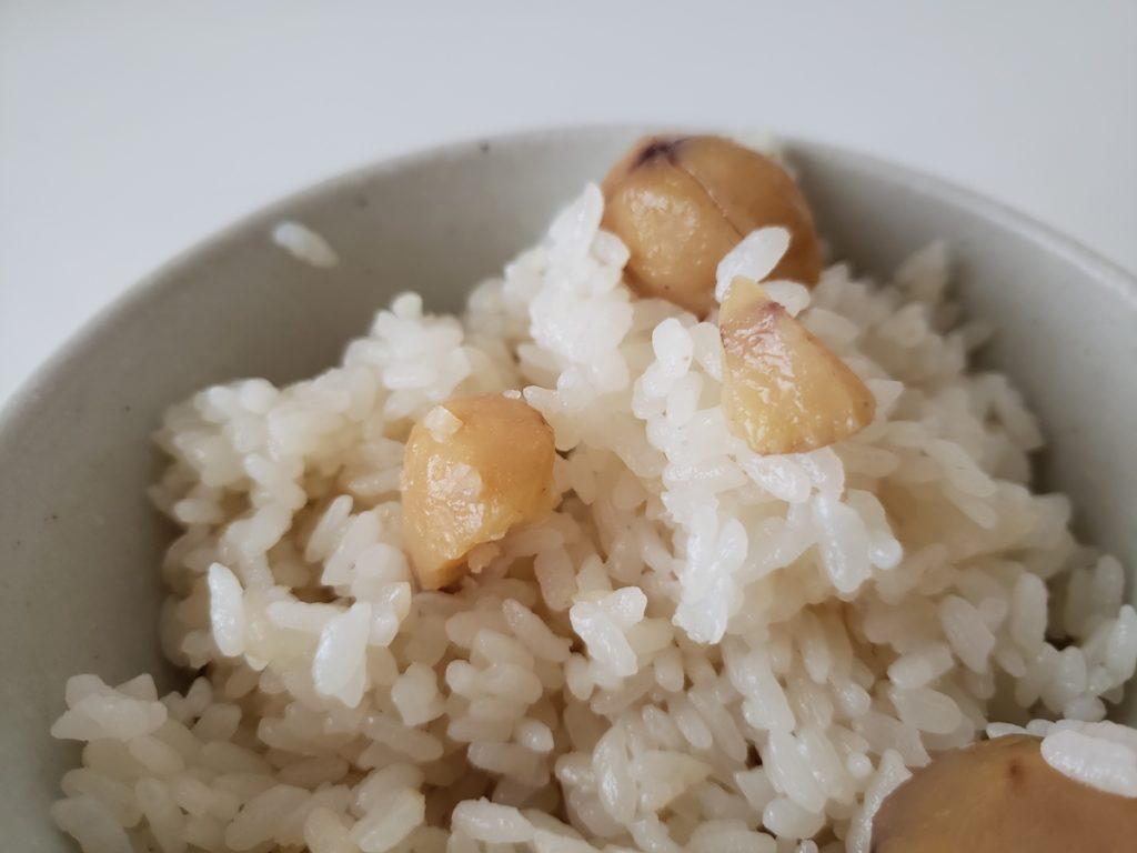 無印良品 炊き込みご飯の素 栗ご飯