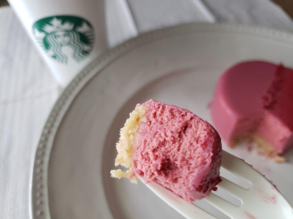 スターバックス ルビーチョコレートケーキ