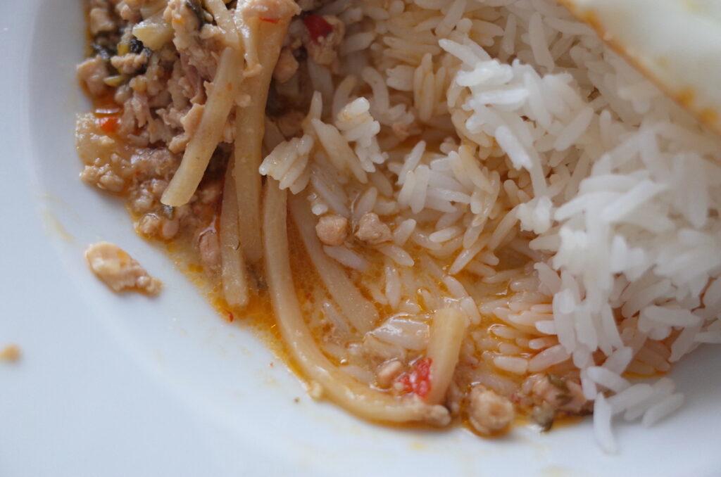 Soot Thai スータイ 鶏肉のバジルチリ炒め